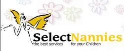 Select Nannies Logo
